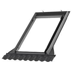Комір Velux EZR 0000 для профільованого покрівельного матеріалу (до 45 мм) для мансардні вікна Велюкс Оптіма 114*118 см
