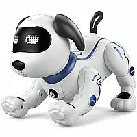 Умная собака робот на радиоуправляемая Stunt Dog K16 встает на передние лапы, 26 см