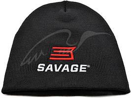 Шапка Savage Beanie hat вязаная ц:черный