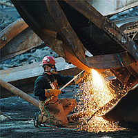 Демонтаж металлоконструкций. Демонтажные работы.