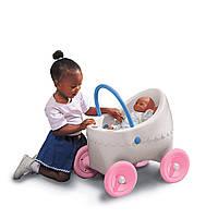 Дитяча коляска для ляльки Little Tikes Classic Doll Buggy (4475) (B0027YRSFC)