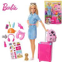 Кукла Барби путешественница Barbie