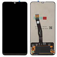 Дисплей  Huawei Honor 10 Lite (HRY-LX1) + тачскрин, черный