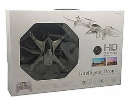 Квадрокоптер Inteligent Drone BF190 c WiFi и HD камерой, на пульте,радиоуправляемый