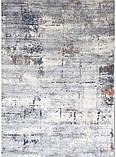 СОВРЕМЕННЫЙ КОВЕР ALLUR 16607 СЕРЫЙ, фото 2