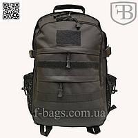 Рюкзак тактический, военный черный 35л 772