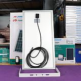 Прожектор JD-7200 200W, IP67, солнечная батарея, пульт ДУ, встроенный аккумулятор, таймер, датчик, фото 9