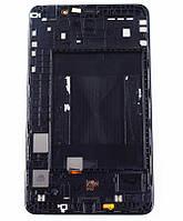 Дисплей  Samsung T231 Galaxy Tab 4 7.0, версия 3G + тачскрин (сенсор), белый, с передней панелью