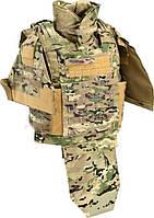 Жилет тактический Defcon 5 Raptor Vest Complete Set. Цвет - мультикам