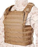 Жилет тактический BLACKHAWK S.T.R.I.K.E. Lightweight Commando Recon Chest Harness ц: песочный