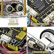 Arduino умная подвижная машинка Bluetooth Smart Car V2.0, фото 6
