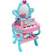 Набір - Туалетний столик з піаніно Junioria Бренди Європи