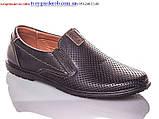 Стильные туфли мужские Dual р40-45 (код 5446-00), фото 7