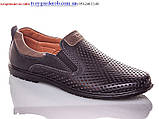 Стильные туфли мужские Dual р40-45 (код 5446-00), фото 8