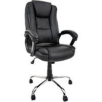 Кресло руководителя Vecotti Elite черный