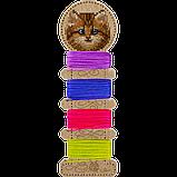 Котушка для ниток c перфорацією від ТМ Чарівна країна FLHW-012, фото 4
