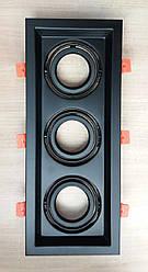 Карданный светильник Feron DLT203 черный