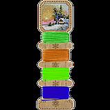 Катушка для ниток c перфорацией от ТМ Волшебная страна  FLHW-011, фото 4