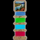 Катушка для ниток c перфорацией от ТМ Волшебная страна  FLHW-010, фото 4