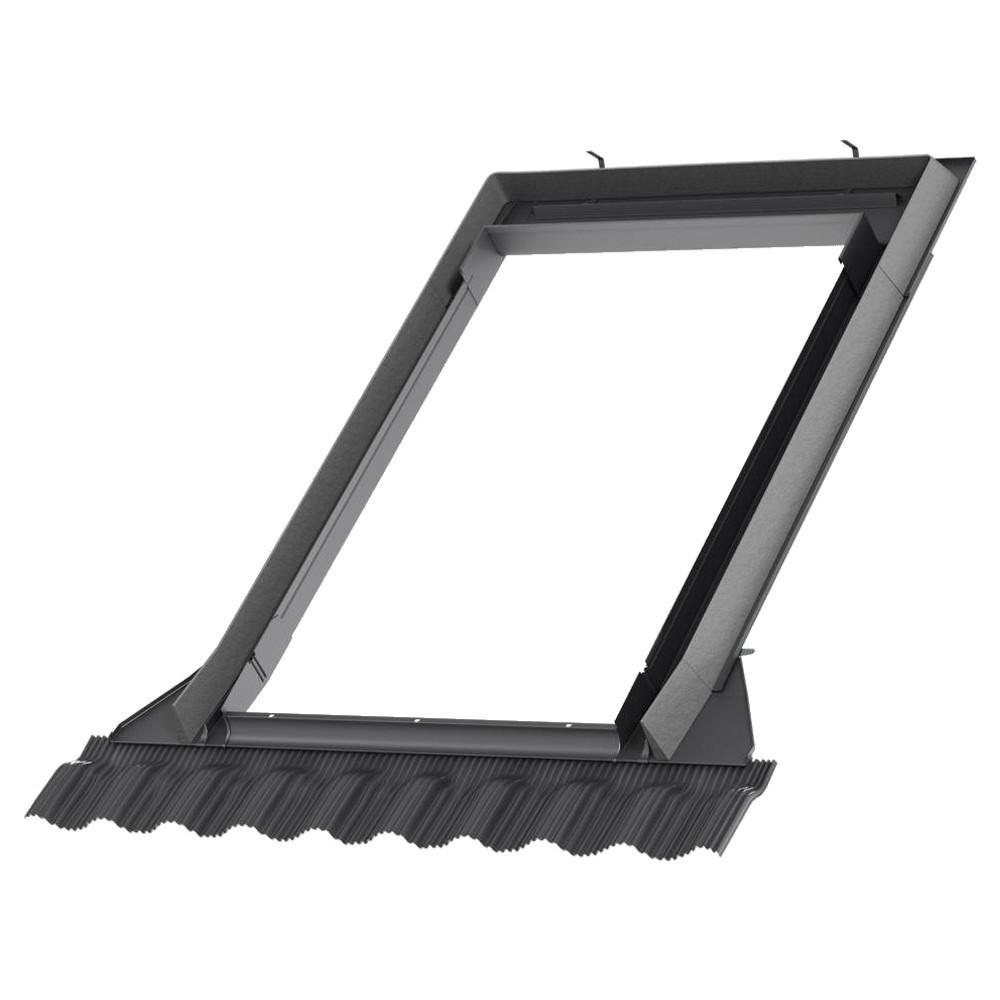 Комір Velux EDZ 0000 для профільованого покрівельного матеріалу для мансардних вікон Велюкс Стандарт