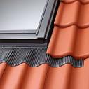 Комір Velux EDZ 0000 для профільованого покрівельного матеріалу для мансардних вікон Велюкс Стандарт, фото 6