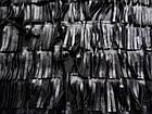 Бахрома кожа (черный), фото 3