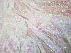 Пайеточная ткань мелкая (хамелеон), фото 3