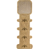 Катушка для ниток c перфорацией от ТМ Волшебная страна  FLHW-007, фото 2