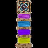 Катушка для ниток c перфорацией от ТМ Волшебная страна  FLHW-007, фото 4