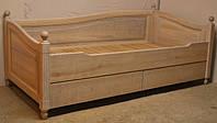 """Кровать деревянная """"Комфорт"""" от производителя"""