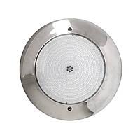 Прожектор светодиодный Aquaviva HT201S 252LED (18 Вт) RGB лицевая нерж сталь