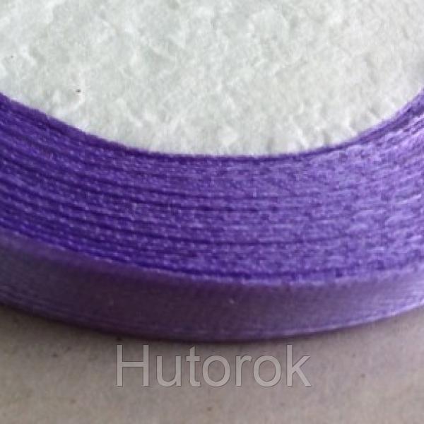 Лента атласная 0,6 см (лиловый)