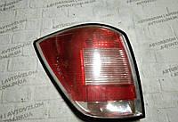 Ліхтар задній лівий для Opel Astra H 2004-09 універсал