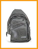 Мужская сумка через плечо Jeep 8804