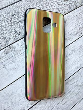 Чехол Xiaomi Redmi 6 Silicone HONOR Chameleon Case Gold, фото 2