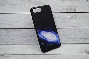 "Чехол для телефона Samsung M20/M205 Silicone TPU + Glass ""Mix"" №3"