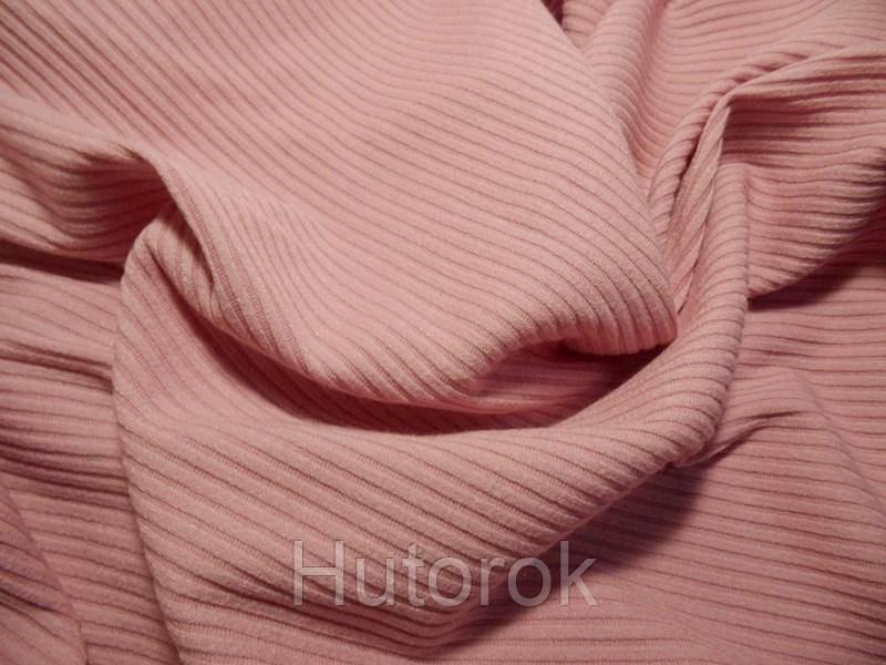 Трикотаж мустанг (розовый)