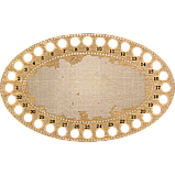 Органайзер для муліне з перфорацією FLHW-015, фото 2
