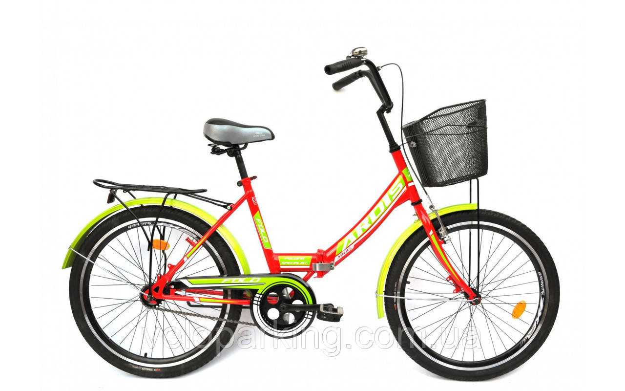 Городской складной велосипед Ardis Fold 24 (Украина) 2020