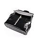Черный женский рюкзак код 25-159, фото 2