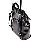 Черный женский рюкзак код 25-159, фото 3