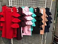 Нарядное платье для девочки подростка. (Размер 140, 146, 152, 158)