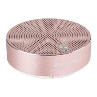 Портативная Bluetooth колонка AWEI Y800 Rose Gold