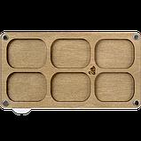 Органайзер для бисера многоярусный FLZB-085, фото 2