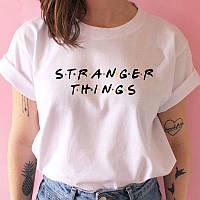 Футболка Stranger Things женская