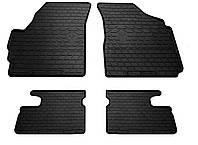 Резиновые автомобильные коврики в салон CHEVROLET Spark 2004 шевроле спарк Stingray