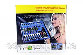 Аудіо мікшер Mixer 8USB CT8 Ямаха 8 канальний