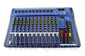 Аудіо мікшер Mixer 12USB \ CT12 Ямаха 12 канальний