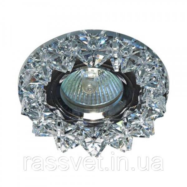 Встраиваемый светильник Feron CD2542 прозрачный прозрачный
