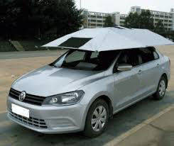 Автомобильный зонт \ тент Umbrella для защиты авто